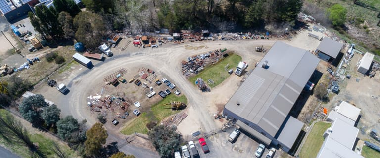 Factory, Warehouse & Industrial commercial property for sale at 46-48 Duke Street Uralla NSW 2358
