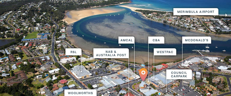 Offices commercial property sold at 2A Merimbula Drive Merimbula NSW 2548