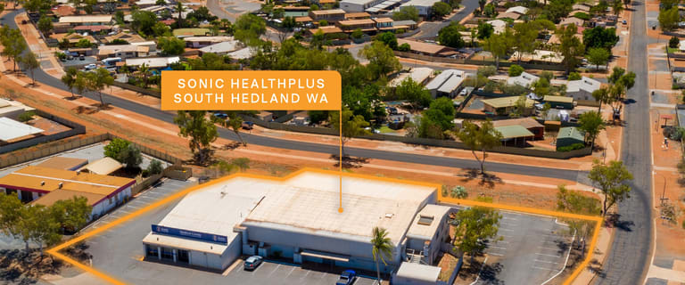 Medical / Consulting commercial property for sale at 10 Hedditch South Hedland WA 6722
