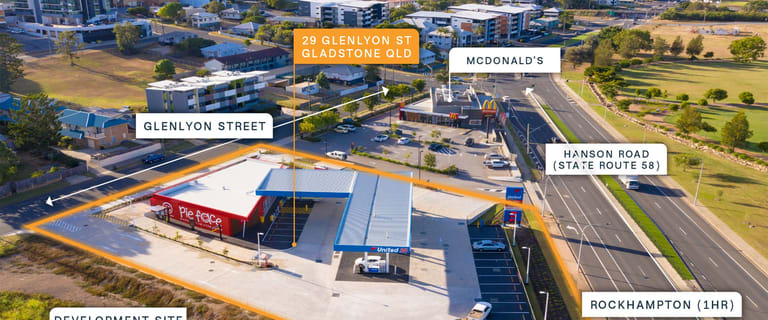 Shop & Retail commercial property sold at 29 Glenlyon Street Gladstone Central QLD 4680