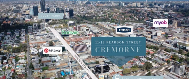 Development / Land commercial property for sale at 11-13 Pearson Street Cremorne VIC 3121