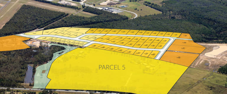 Development / Land commercial property for sale at 120 McNaught Road Caboolture QLD 4510