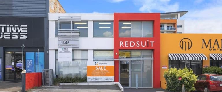 Offices commercial property for sale at 329 Montague Road West End QLD 4101