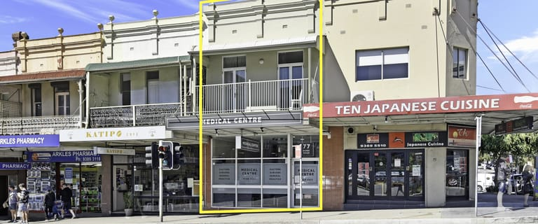 Shop & Retail commercial property for sale at 77 Bondi Road Bondi NSW 2026