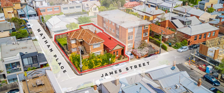 Development / Land commercial property for sale at 34 & 36 James Street (Corner of Nathan Place) Windsor VIC 3181