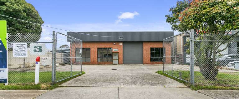 Factory, Warehouse & Industrial commercial property sold at 3 Aster Avenue Carrum Downs VIC 3201