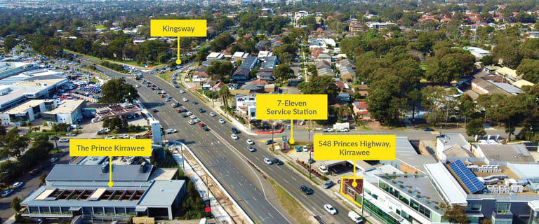 Showrooms / Bulky Goods commercial property for sale at 548 Princes Highway Kirrawee NSW 2232