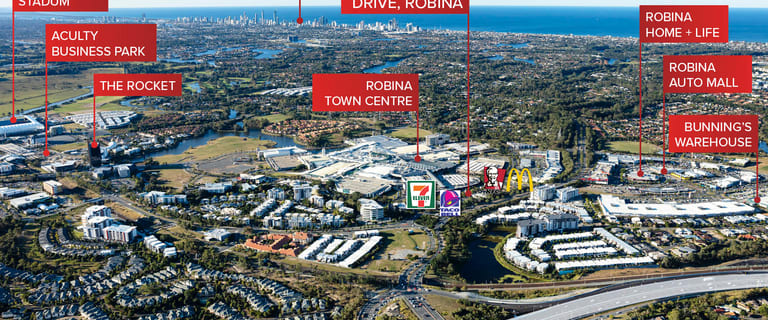 Shop & Retail commercial property for sale at 122-124 Robina Town Centre Drive Robina QLD 4226
