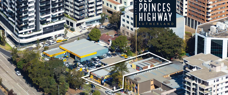 Development / Land commercial property for sale at 696-700 Old Princes Highway Sutherland NSW 2232