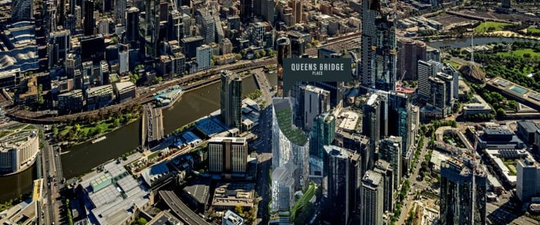 Development / Land commercial property for sale at 87-127 Queens Bridge Street Southbank VIC 3006