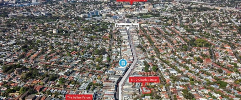 Development / Land commercial property for sale at 8-10 Charles Street Petersham NSW 2049