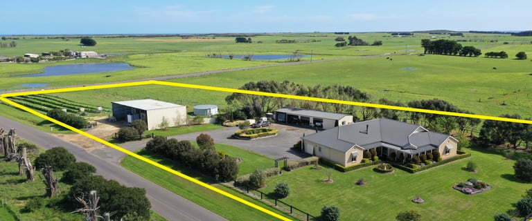 Rural / Farming commercial property for sale at 28 Radfords Road Nirranda South VIC 3268