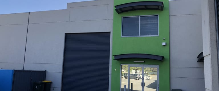 Factory, Warehouse & Industrial commercial property for sale at 6/24 Hammond Road Cockburn Central WA 6164