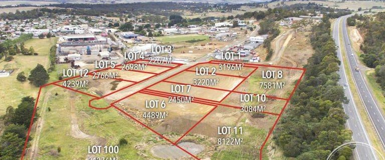 Development / Land commercial property for sale at 45 - 50 Charbooday Drive Youngtown TAS 7249