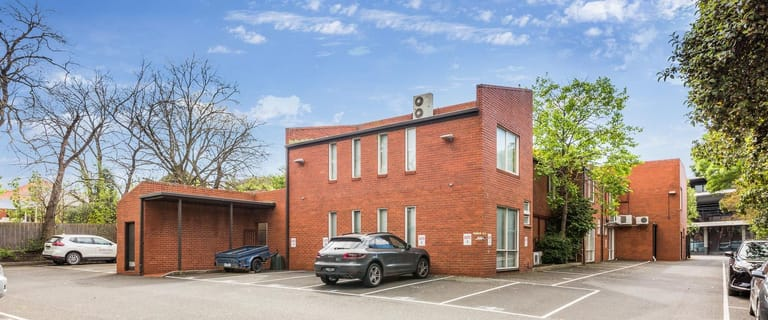 Offices commercial property for sale at 6 & 10/118 Church Street Hawthorn VIC 3122