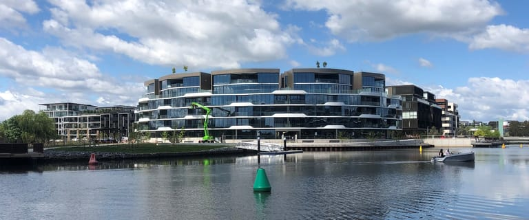Offices commercial property for sale at Sapphire, 2 & 3/45 Honeysett View Kingston ACT 2604