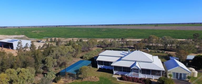Development / Land commercial property for sale at 130 Pegler's Road Goondiwindi QLD 4390