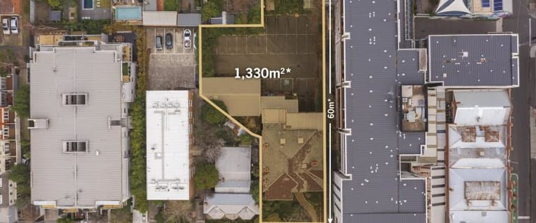 Development / Land commercial property for sale at 274 High Street Windsor VIC 3181
