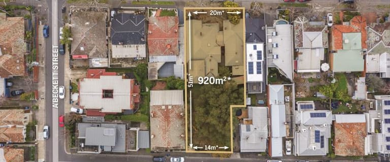 Development / Land commercial property for sale at 698-700 Malvern Road Prahran VIC 3181
