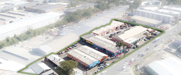 Factory, Warehouse & Industrial commercial property for sale at 120 Station Road Seven Hills NSW 2147