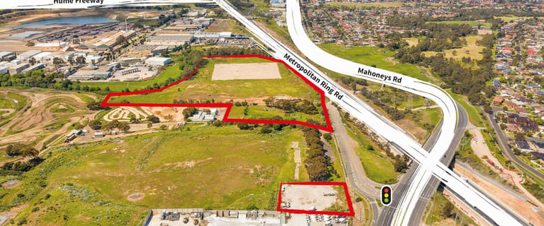 Development / Land commercial property for sale at 400-466 Mahoneys Road Campbellfield VIC 3061