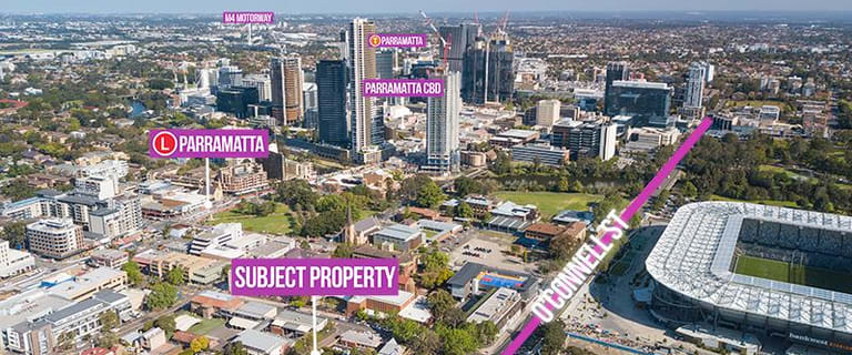 Offices commercial property for sale at Whole/3 Trott Street Parramatta NSW 2150