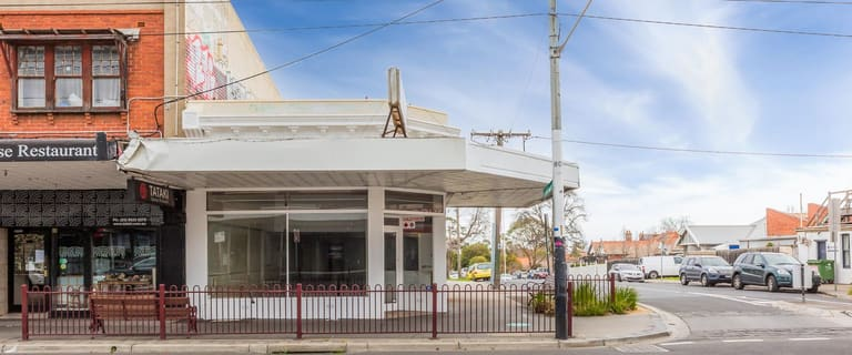 Shop & Retail commercial property for sale at 466-468 Glen Huntly Road Elsternwick VIC 3185