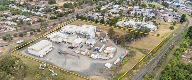 Factory, Warehouse & Industrial commercial property for sale at 25 Ruthven Street Toowoomba QLD 4350