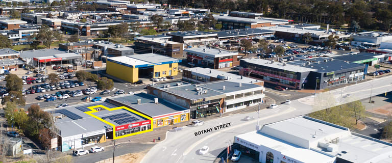 Shop & Retail commercial property for sale at 36 Botany Street Phillip ACT 2606