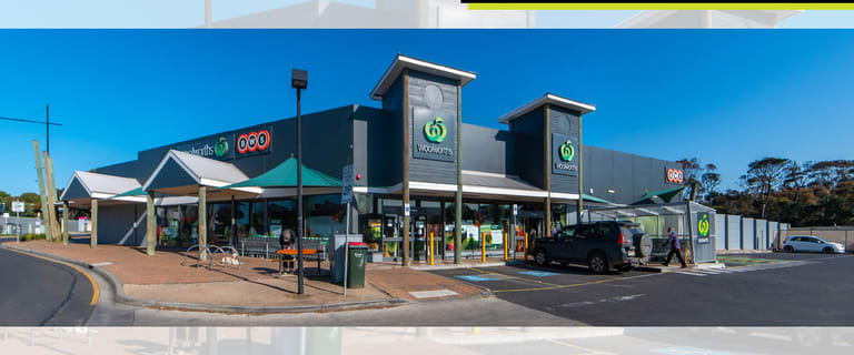 Shop & Retail commercial property sold at Woolworths Torquay Cnr Bristol Road & Walker Street Torquay VIC 3228