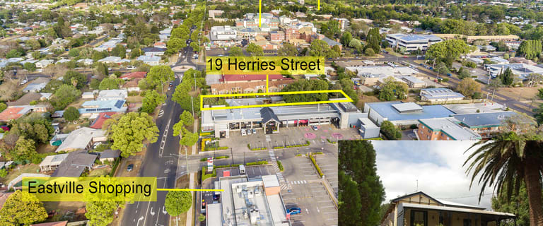 Medical / Consulting commercial property for sale at 19 Herries Street East Toowoomba QLD 4350