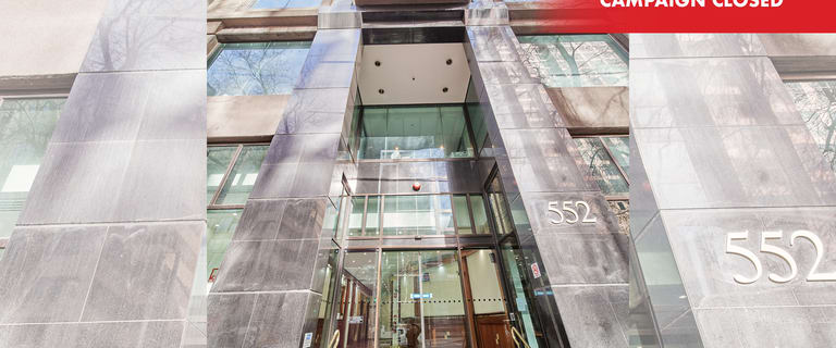 Other commercial property for sale at Level 3/552 Lonsdale Street Melbourne VIC 3000