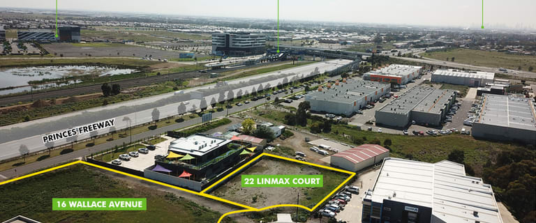 Development / Land commercial property for sale at 16 Wallace Avenue Point Cook VIC 3030