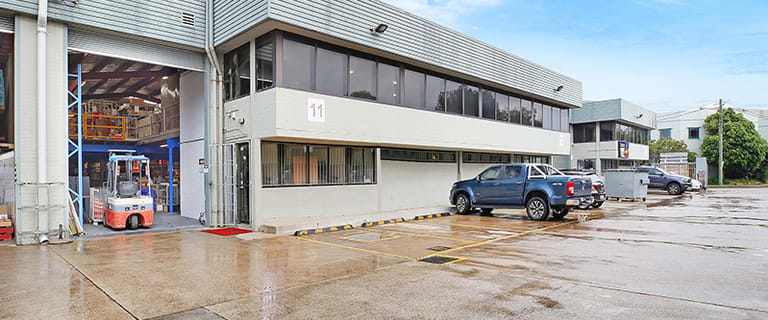 Factory, Warehouse & Industrial commercial property for sale at Unit 11/4 Bronti Street Mascot NSW 2020