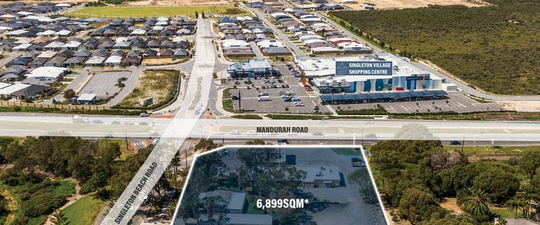 Development / Land commercial property for sale at 2514 Mandurah Road Singleton WA 6175