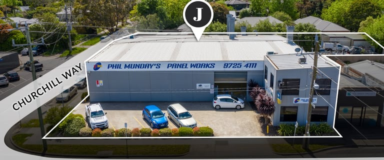 Factory, Warehouse & Industrial commercial property for sale at 435 Mount Dandenong Road Kilsyth VIC 3137