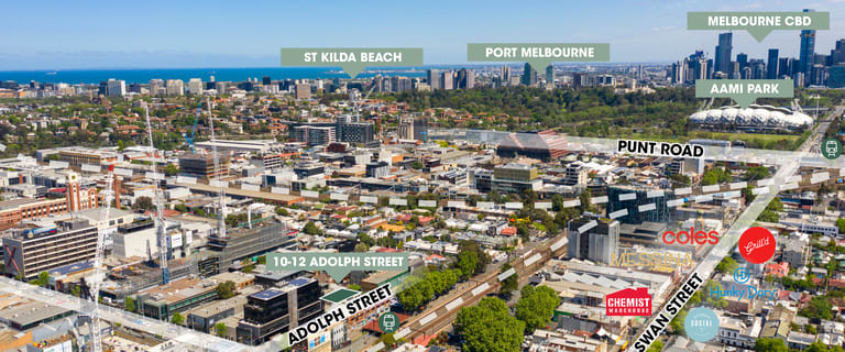 Development / Land commercial property for sale at 10-12 Adolph Street Cremorne VIC 3121