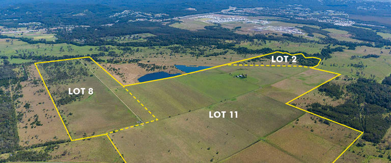 Development / Land commercial property for sale at . Honey Farm Road Meridan Plains QLD 4551