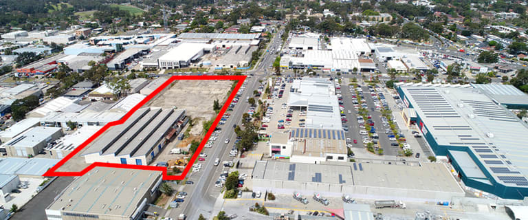 Development / Land commercial property for sale at 41-51 Waratah Street Kirrawee NSW 2232