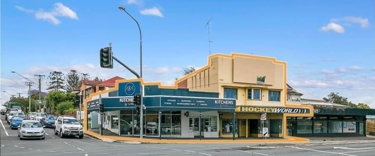 Shop & Retail commercial property for sale at 380 Lutwyche Road Windsor QLD 4030