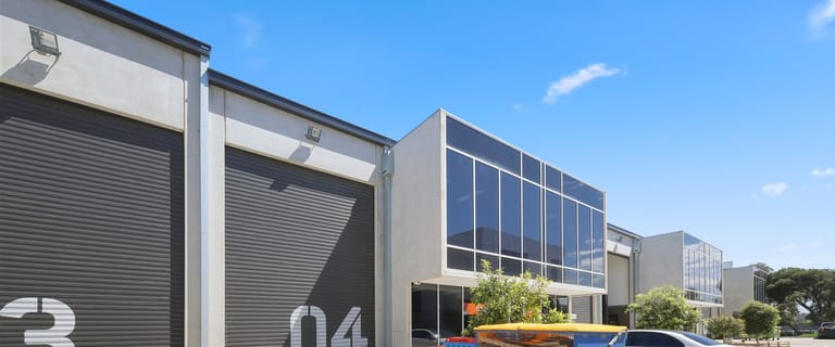 Factory, Warehouse & Industrial commercial property for sale at 4/21-35 Ricketts Road Mount Waverley VIC 3149