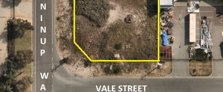 Development / Land commercial property for sale at 1 Vale Street Malaga WA 6090