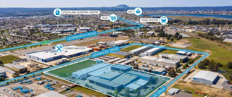 Factory, Warehouse & Industrial commercial property for sale at 30-32 Grandlee Drive Wendouree VIC 3355