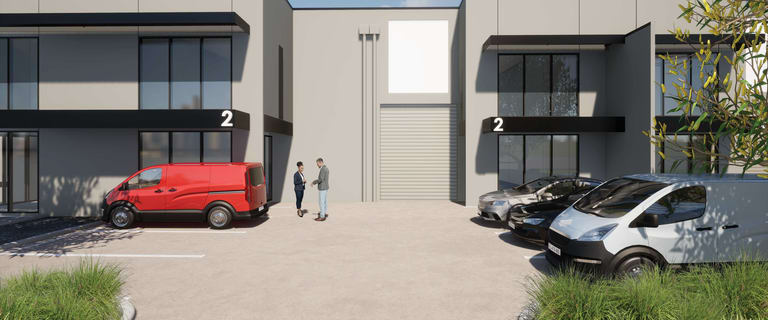 Factory, Warehouse & Industrial commercial property for lease at 1 & 2/25-27 Camino Crescent Cranbourne West VIC 3977