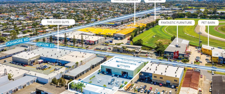 Shop & Retail commercial property sold at Upton Plaza 21-23 Upton Street Bundall QLD 4217