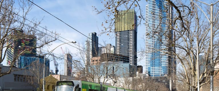 Offices commercial property sold at 100 Franklin Street Melbourne VIC 3000