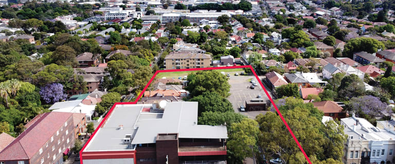 Development / Land commercial property for sale at 58-76 Stanmore Road Stanmore NSW 2048