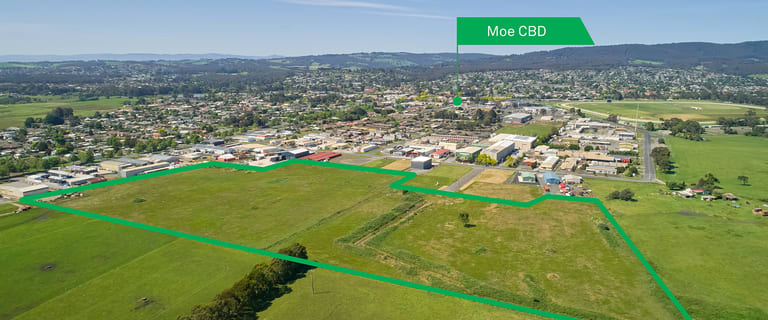 Development / Land commercial property for sale at Lot A Della Torre Road Moe VIC 3825