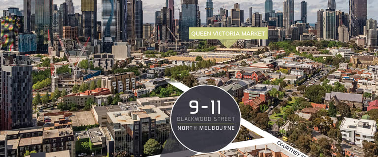 Offices commercial property for sale at 9-11 Blackwood Street North Melbourne VIC 3051