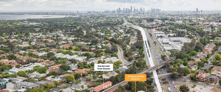 Development / Land commercial property for sale at 20 Spink Street Brighton VIC 3186